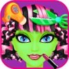 Monster Girl Hair Salon - Crazy Girl Hair Fashion