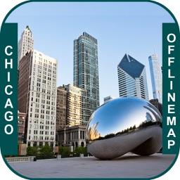 Chicago_USA Offline maps & Navigation