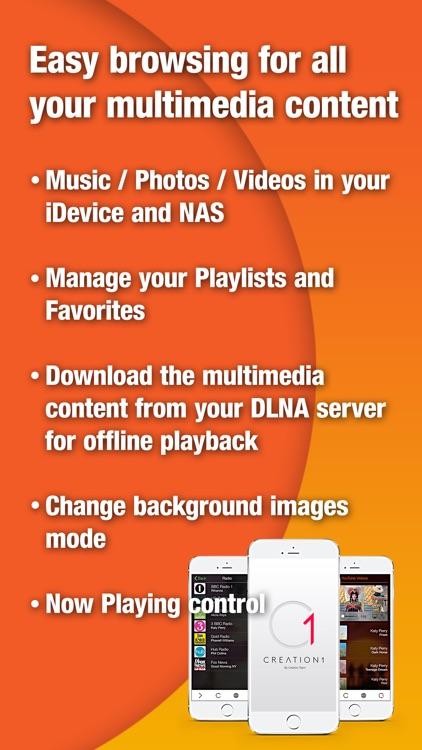 C5 - Stream DLNA Cast Player