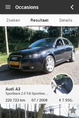 J & F Auto's - náhled