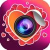 Bea Cam-Valentine Love Sticker
