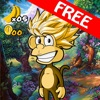 Super Monkey World - Adventures Banana Game island