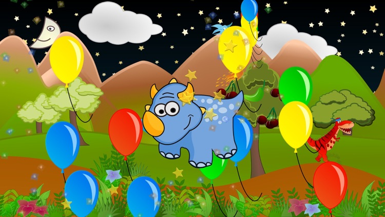 My baby first dino: dinosaur puzzle game for kids screenshot-4