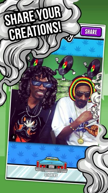 Snoop Dogg's Snoopify Mobile Photo App! screenshot-4
