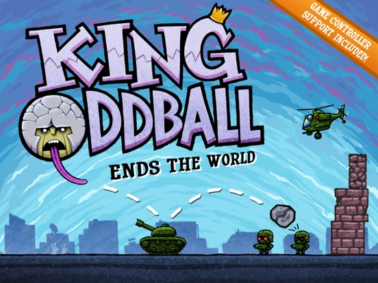 Screenshot #1 for King Oddball