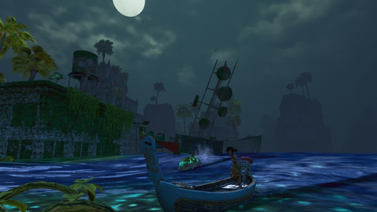 Submerged: Miku and the Sunken City screenshot-3