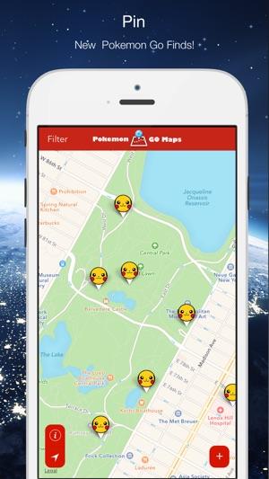 Poke go maps for pokemon go on the app store poke go maps for pokemon go on the app store gumiabroncs Choice Image