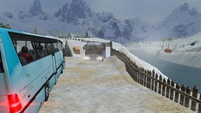 オフロード雪バス ドライバー 2017: 観光バスの運転のスクリーンショット4