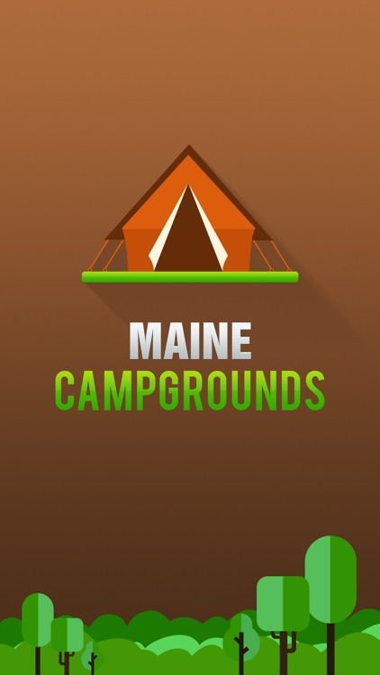 Maine Camping Guide screenshot-0