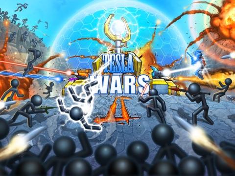 Screenshot #1 for Tesla Wars - II