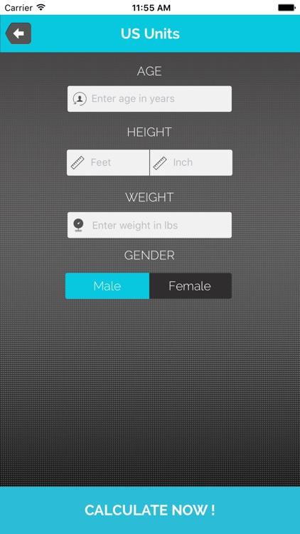 My BMI by GeeksDoByte