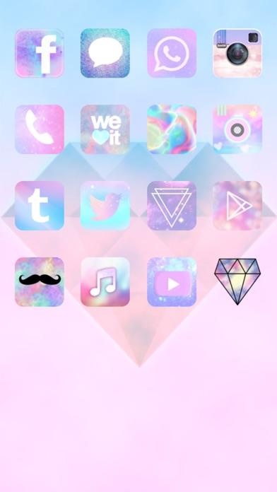Download CocoPPa - cute icon&wallpaper for Pc