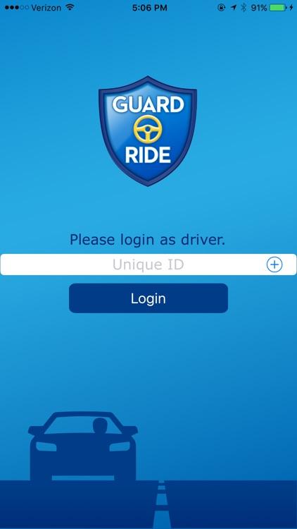 GuardRide Driver