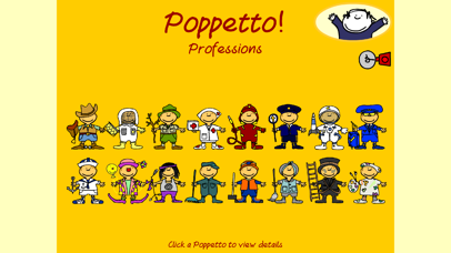 Poppetto Professions