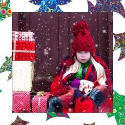 Creative Xmas Photo Frames - Creative Design App