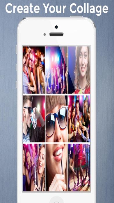 Collage My Pics Free - Split Frame Photo Maker