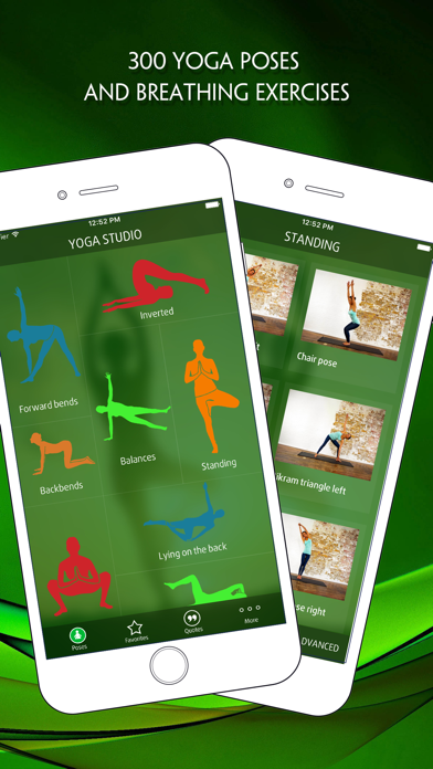 Yoga Studio Free screenshot one