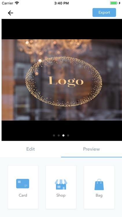 Logo Maker-logo design creator screenshot-3