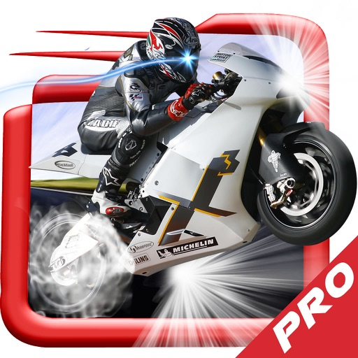 A Motorbike Rival In Race Pro - Powerful High Speed Driving