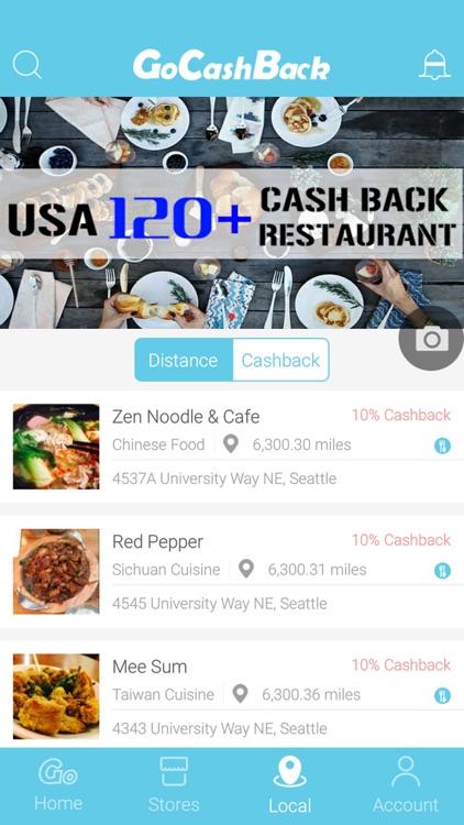 GoCashBack - Top Cash Back Site with Hot Deals
