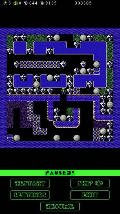 Repton 1 (Free) screenshot-4
