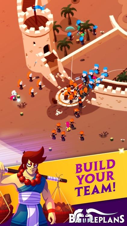 Battleplans - #1 Battle Strategy & Defense Game screenshot-3