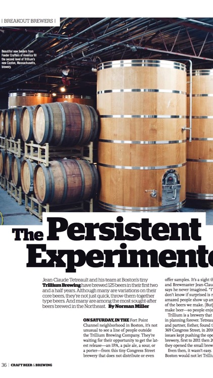 Craft Beer & Brewing Magazine