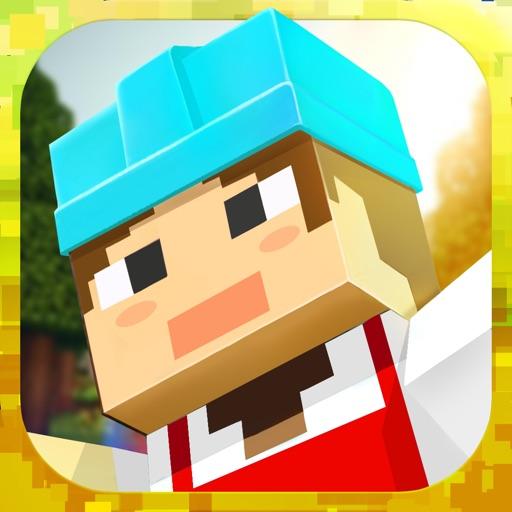 Building Block - Create Castle/City Craft Simulator iOS App