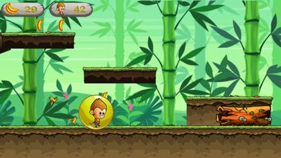 Endless Monkey Run - Super Bananas Adventure Games 1.0 IOS