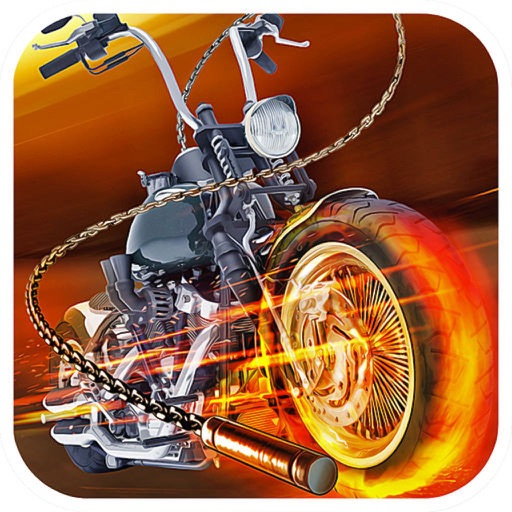 Motorcycle Street Racing : Speed Meltdown 3D
