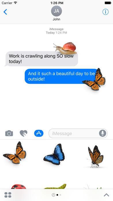Bugs by PixelSquid screenshot two