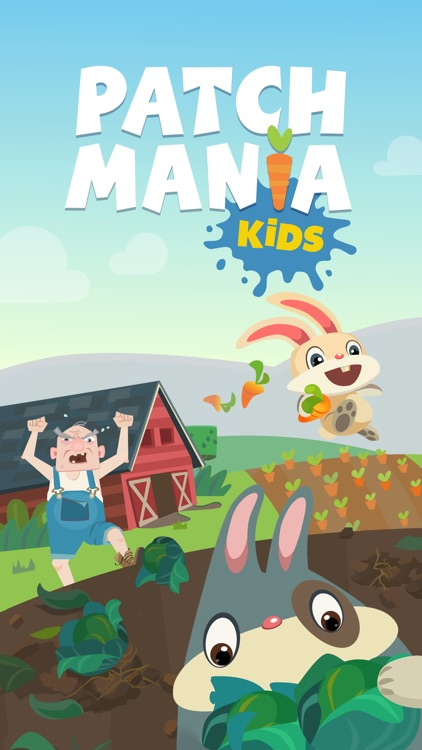 Patchmania KIDS - A Puzzle About Bunny Revenge! screenshot-4