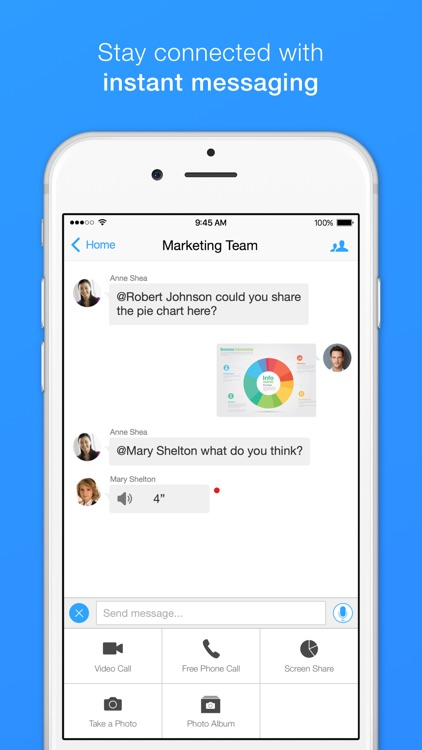 ZOOM Cloud Meetings screenshot-1