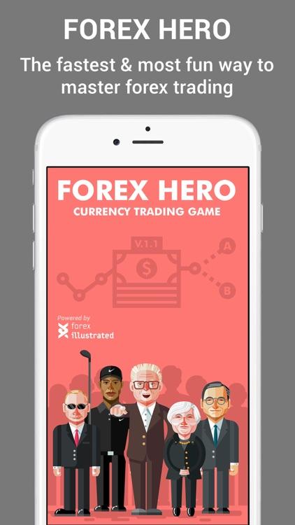 Forex Hero – trading game