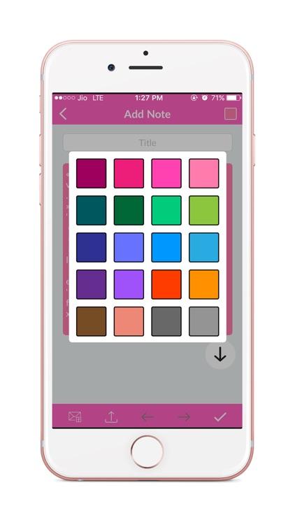 iNote - Notepad++ screenshot-4