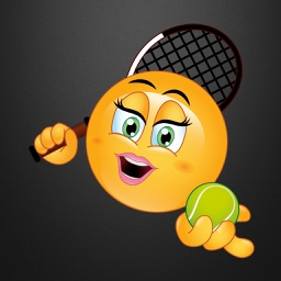 Tennis Emoji Stickers