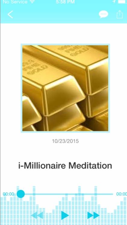 i-Millionaire Meditation Lite