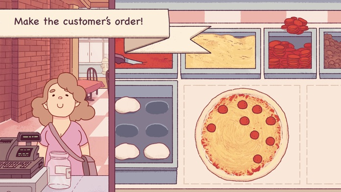 Good Pizza, Great Pizza - Pizza Business Simulator Screenshot