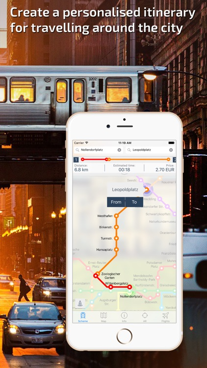 Berlin U-Bahn Guide and Route Planner