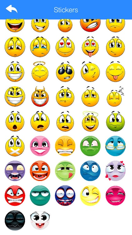 Stickers for WhatsApp, Messages, Facebook & Twitter Pro
