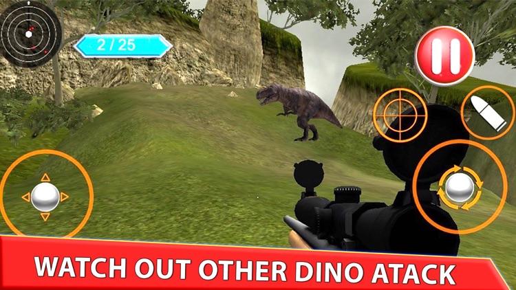 Carnivores Dinosaur Hunter Park: Kill Wild Beast Monster in Reload Jurassic Age screenshot-4