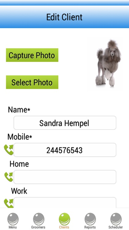 Pet Grooming Software screenshot-2