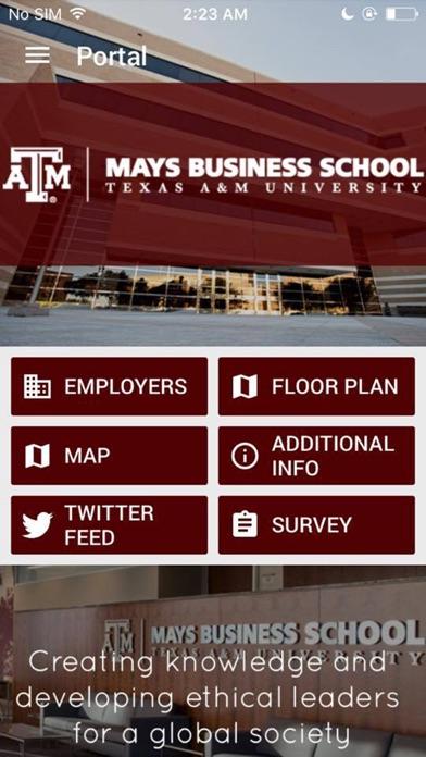 TAMU BSC Recruiter App