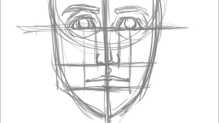 Portrait Drawing Academy screenshot-3