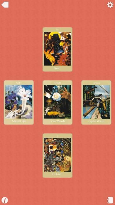 Voyager Tarotのおすすめ画像5