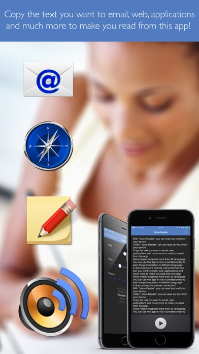 Voice Reader Professional Screenshots