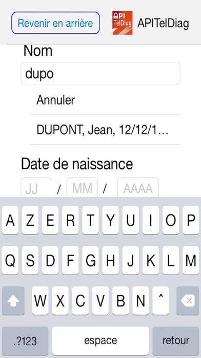 Screenshot #3 pour APITelDiag