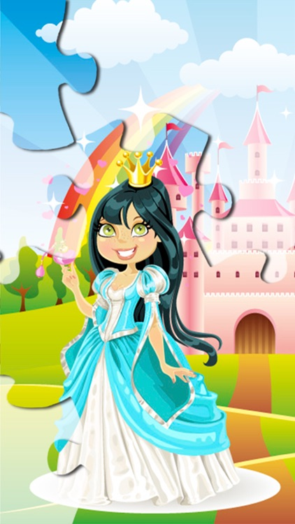 Princesses – Mini games
