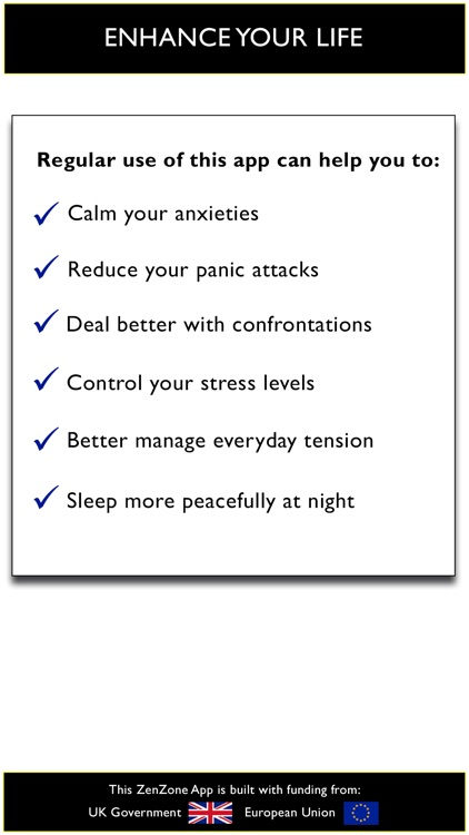 Reduce stress & anxiety relief