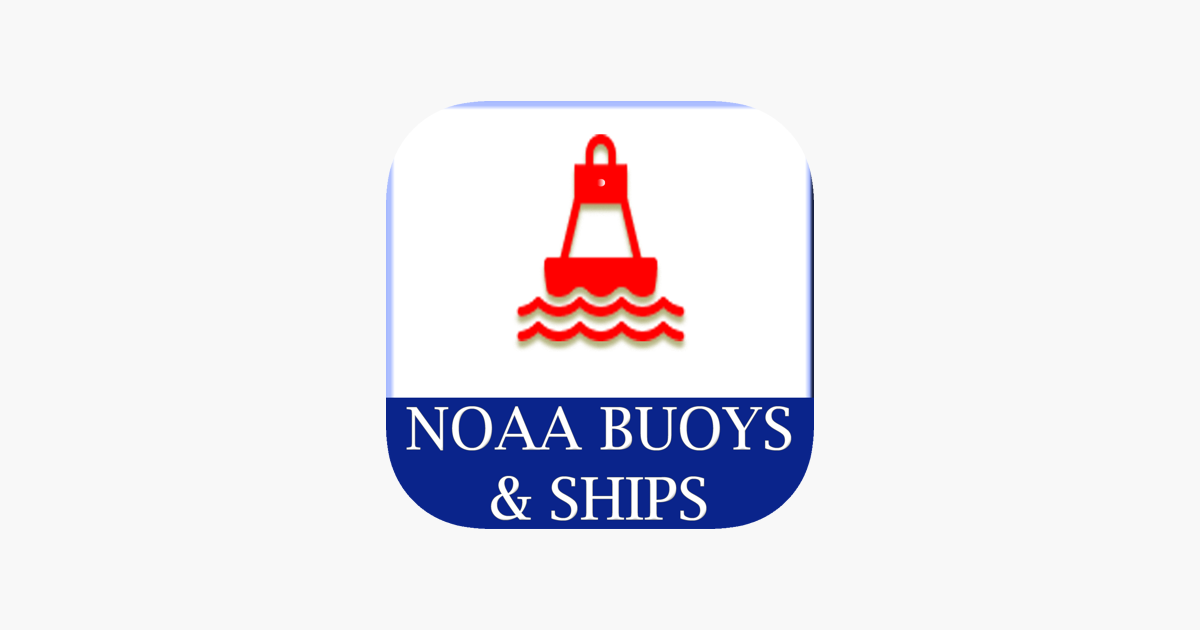 ‎NOAA Buoy Stations and Ships